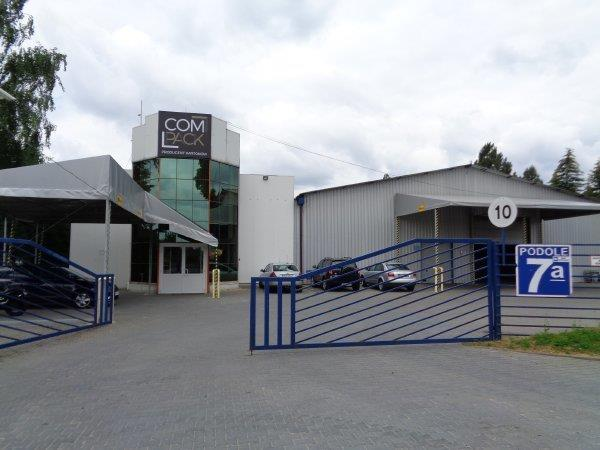 Wycena kompleksu produkcyjno-magazynowego w Podolu