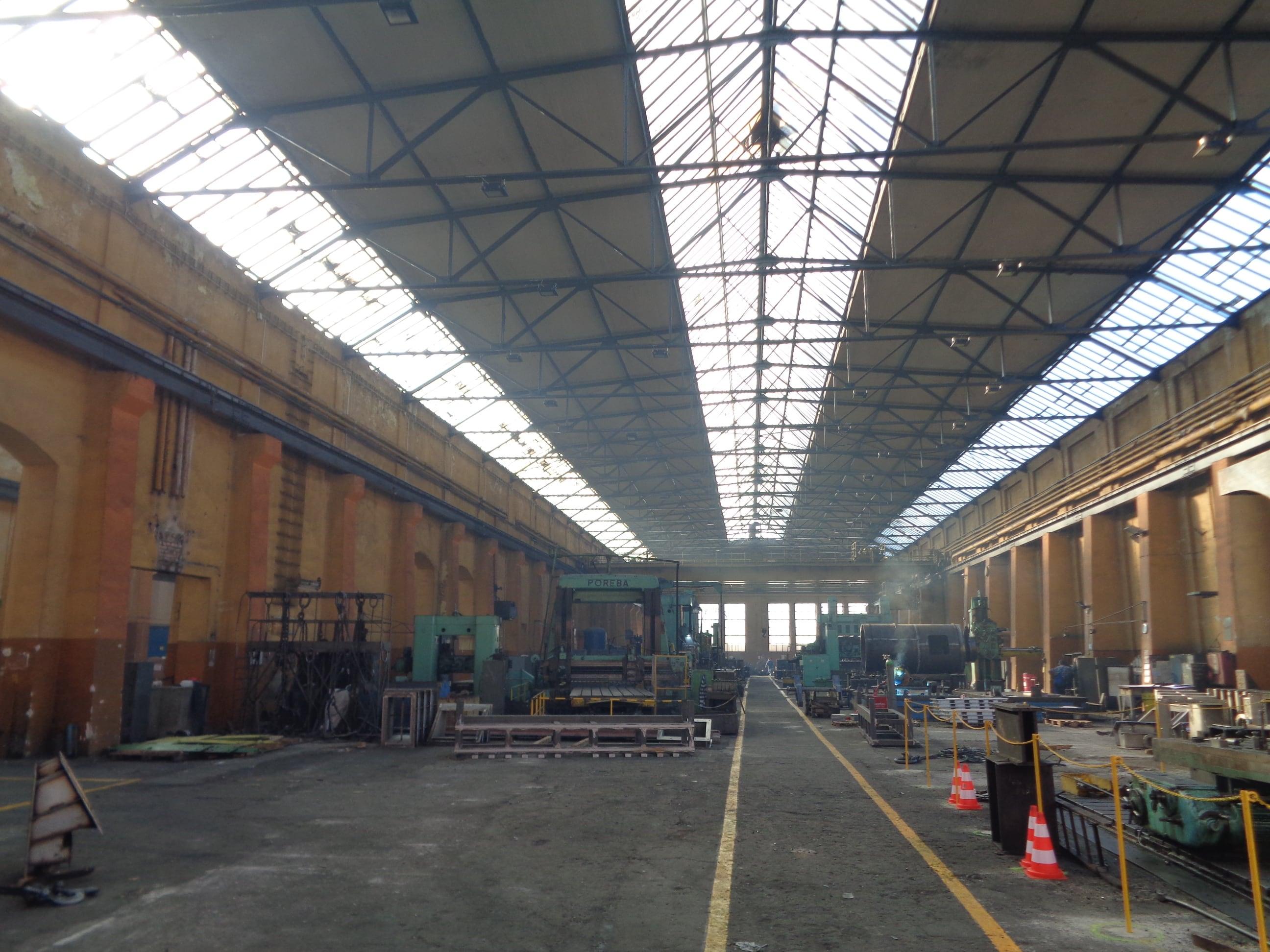Wycena kompleksu produkcyjno-magazynowego w Nysie
