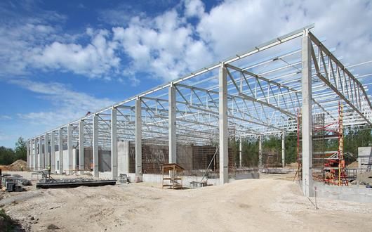 Wycena przedsiębiorstwa - wytwórcy konstrukcji stalowych